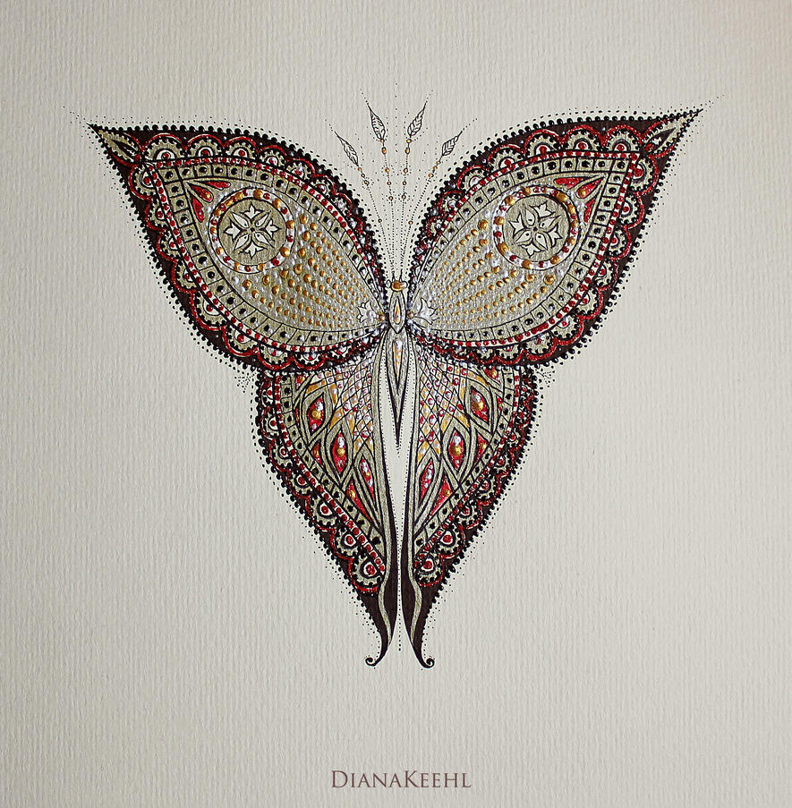 Butterfly by DianaKeehl