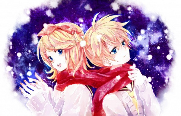 Rin And Len Kagamine Tumblr Kagamine Rin And Len by