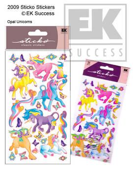 2009 EK Success Sticko Sticker