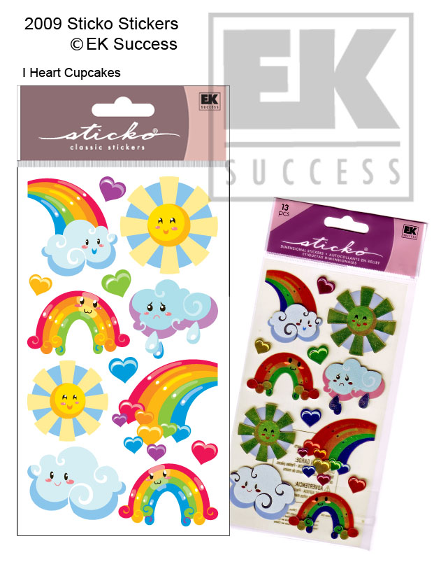 09 EK Success Kawaii Rainbows by Tamisery
