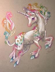 Woosie's Unicorn by Tamisery