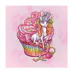 Uni in my cupcake!