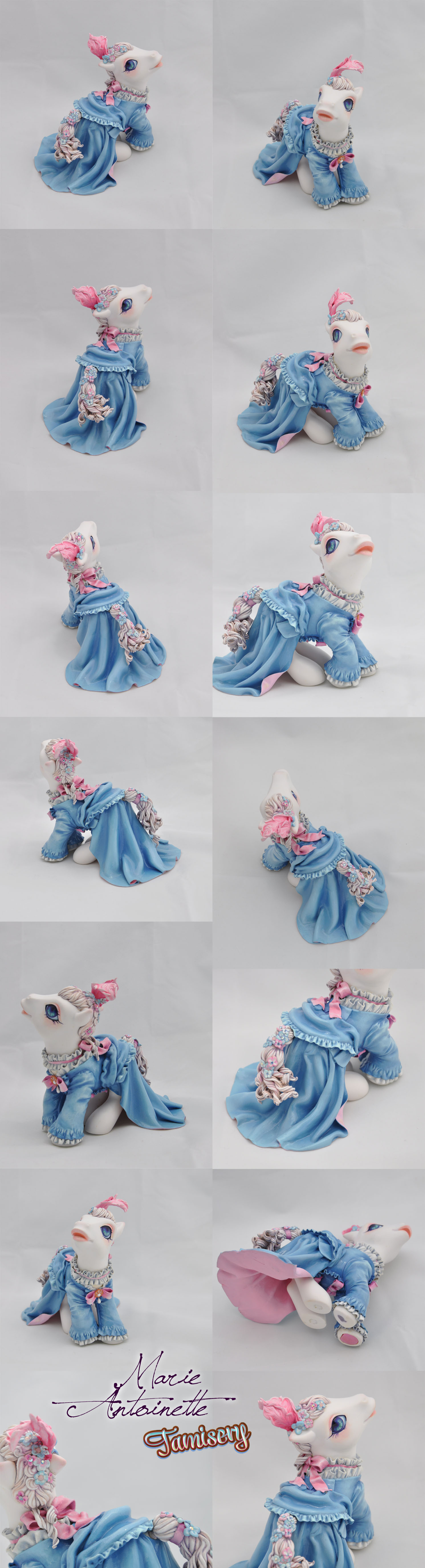 Marie Antoinette Custom MLP by Tamisery