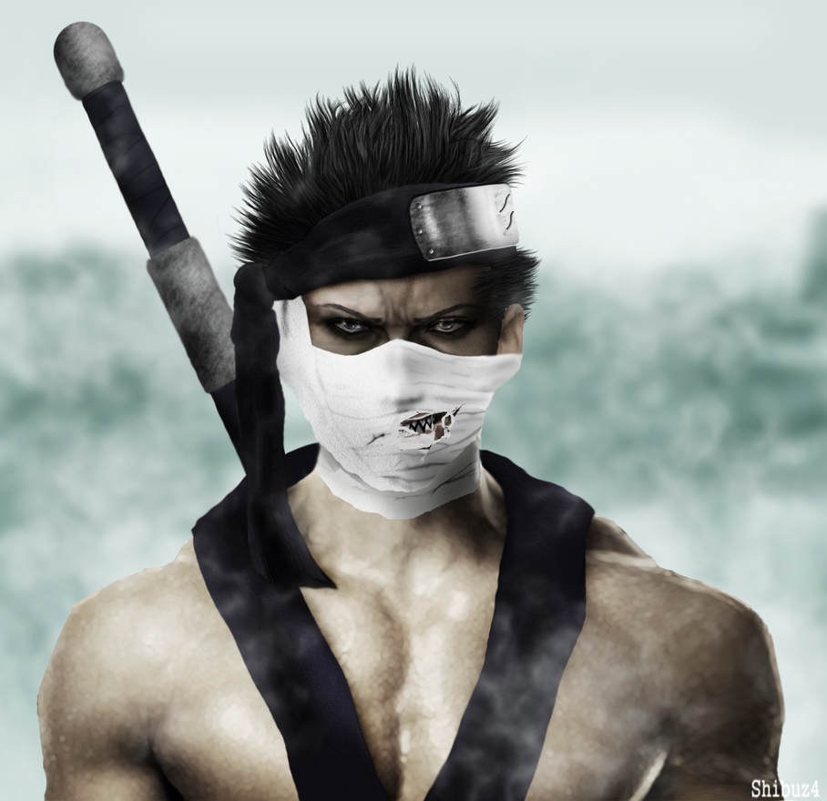 Zabuza Momochi No Kijin By Shibuz4 On DeviantArt