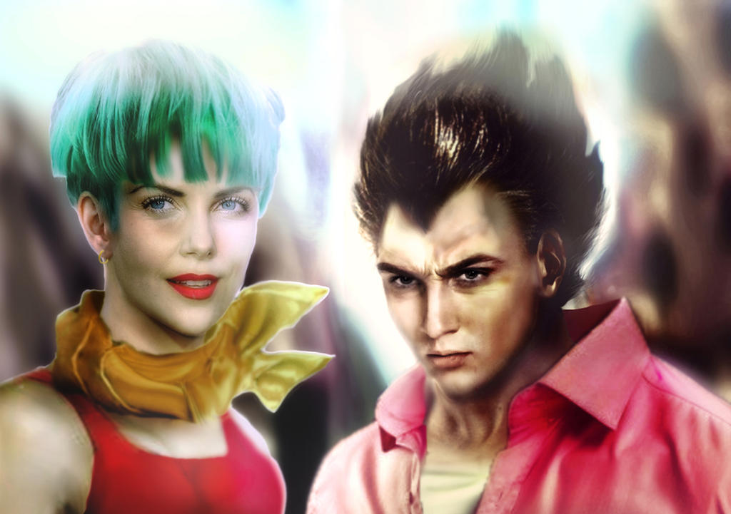 Anime Characters Realistic : Realistic anime characters favourites by sdj serbiano on deviantart
