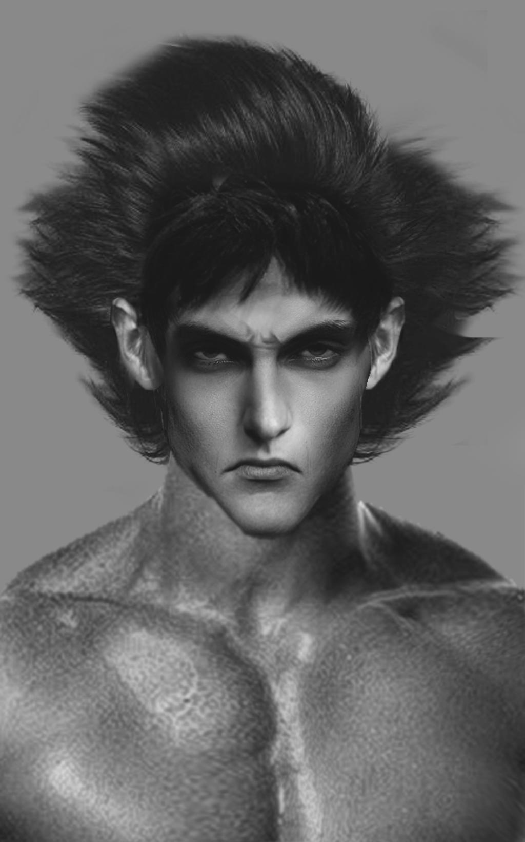 Goku real life by Shibuz4 on DeviantArt