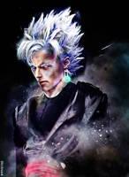 Black Goku by Shibuz4