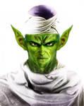 Real life Piccolo