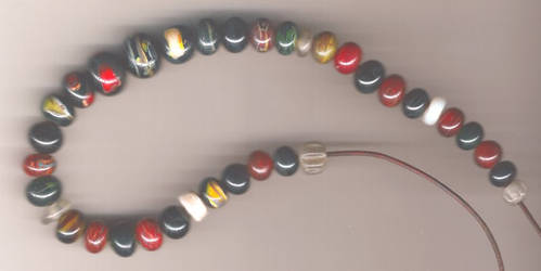 glass beads by ozurr
