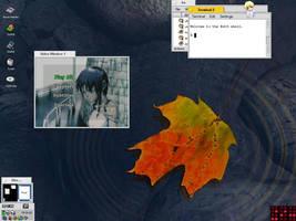 Beos Desktop by ozurr