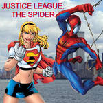 Justice League The Spider