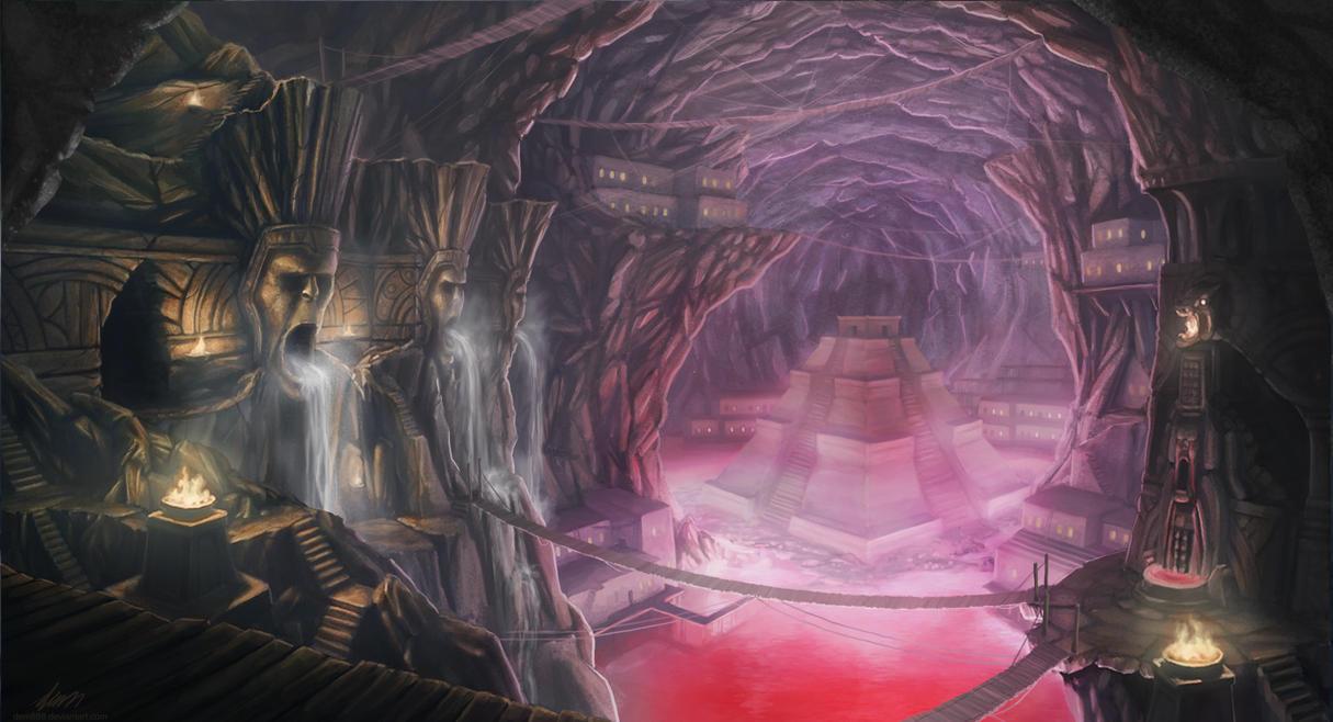 Cave SoE by dem888
