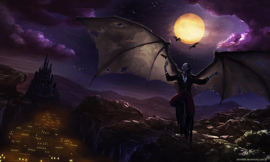 Bats by dem888
