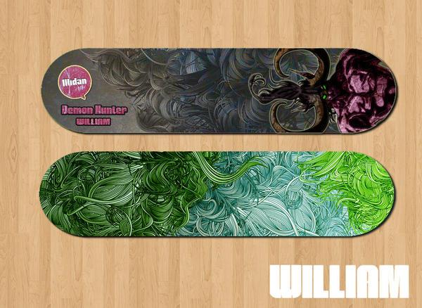Skateboard by Stephen-Tian