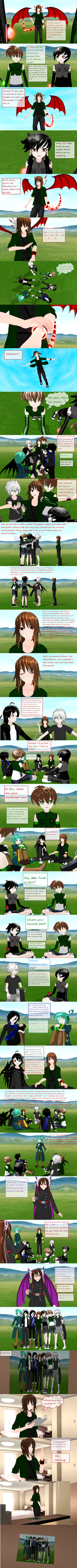 Knight Interviews Part 30 (END) by RitaLeader14