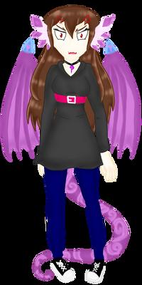 Rita New concept Dragon angry
