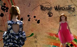 Rose Weasley by LeanneHailer