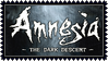 Amnesia: The Dark Descent by PalomitaStamps