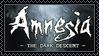 Amnesia: The Dark Descent by PalomitaStamps