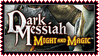 Dark Messiah Might and Magic by PalomitaStamps