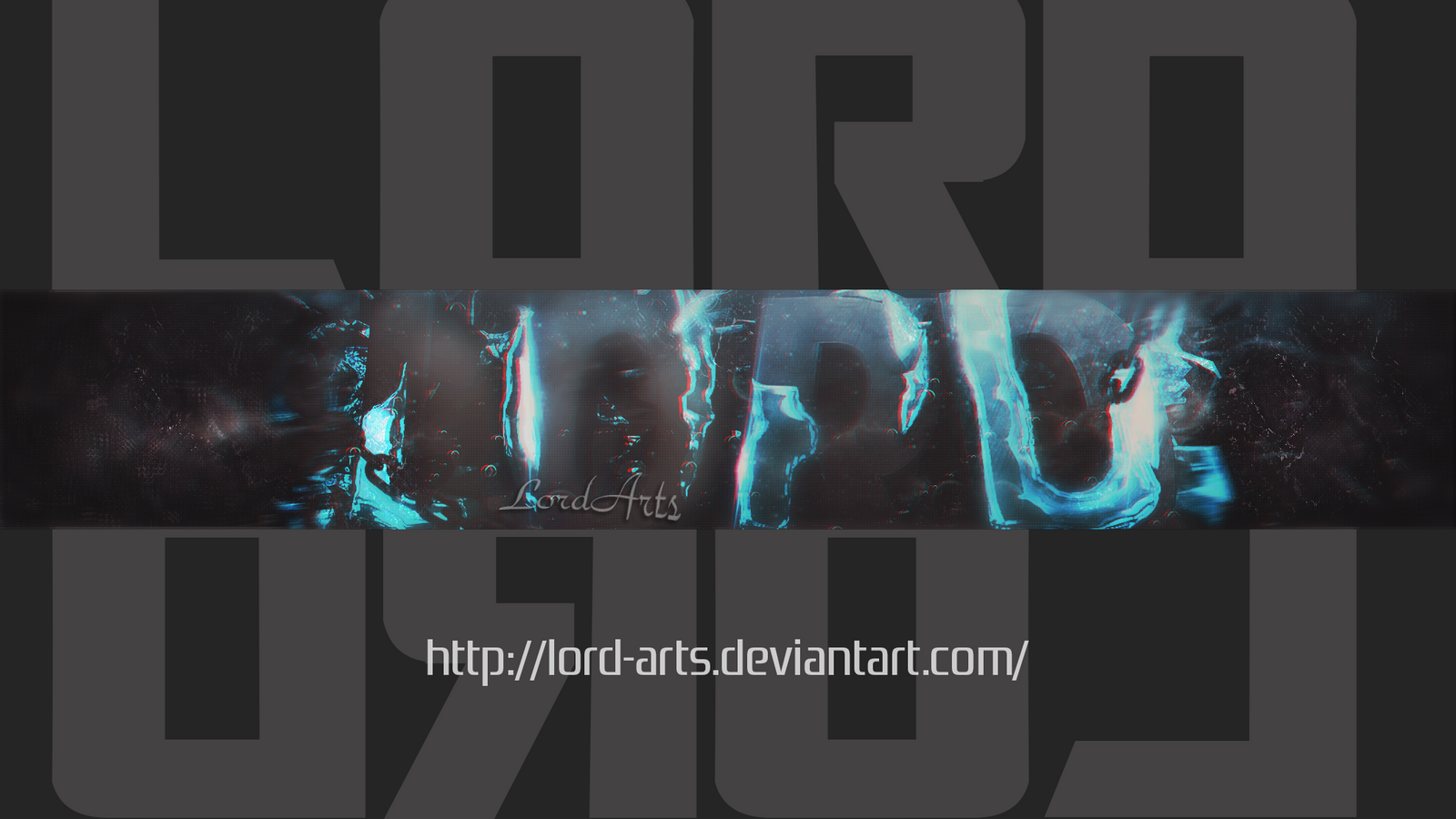 Banner LORD para Youtube by Lord-Arts on DeviantArt