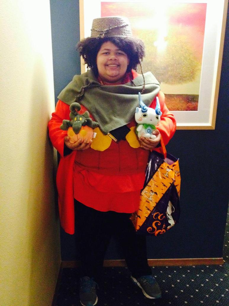 Halloween costume. by BLOODYALICE22
