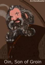 Oin, Son of Groin.