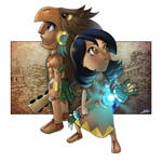 JAG - Aztec Xilo Cover