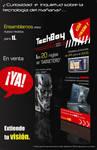 Iv - Fictional magazine poster.
