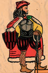 Iv - Medieval bastard duke.