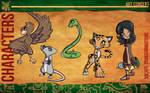 Aztec Xilo_Art Concept - Xochitl