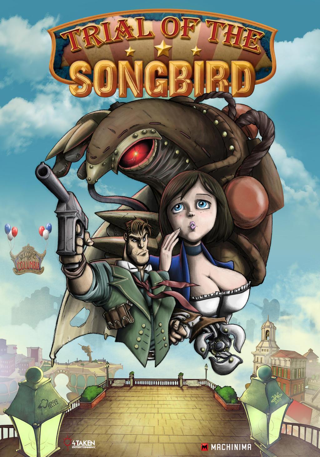 4TAKEN - Trial of the Songbird by Team4Taken