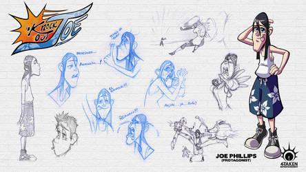 Knock Out Joe - Joe