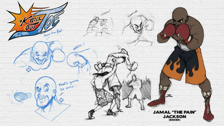 Knock Out Joe - Jamal