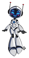 Niva07 Character by Team4Taken