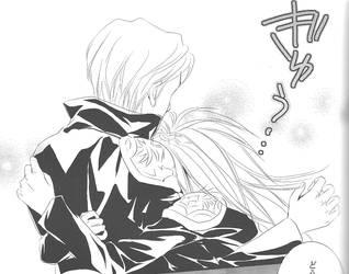 Gamma x Nosaru by ChibiWrath17