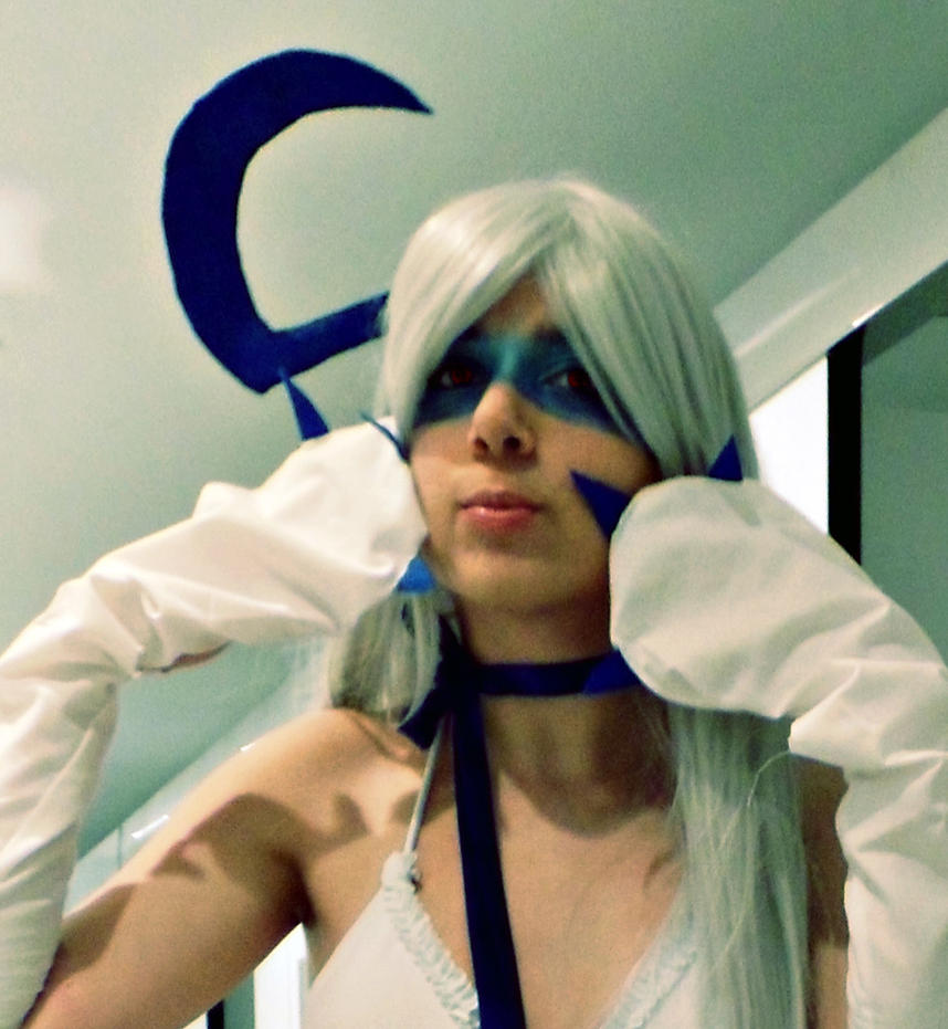 Absol Human Form - Cosplay (Detail) by ChibiWrath17 on ...