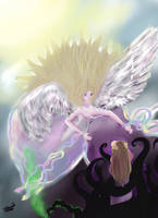 Guardian angel by xKDawnx