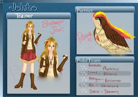 BirdKeeper Jodi  App PokeTrainers