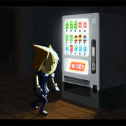 ff7 vending animation by 1022