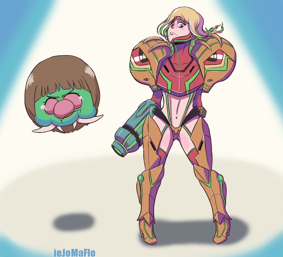 Metroid la Kill by ieJoMaFlo