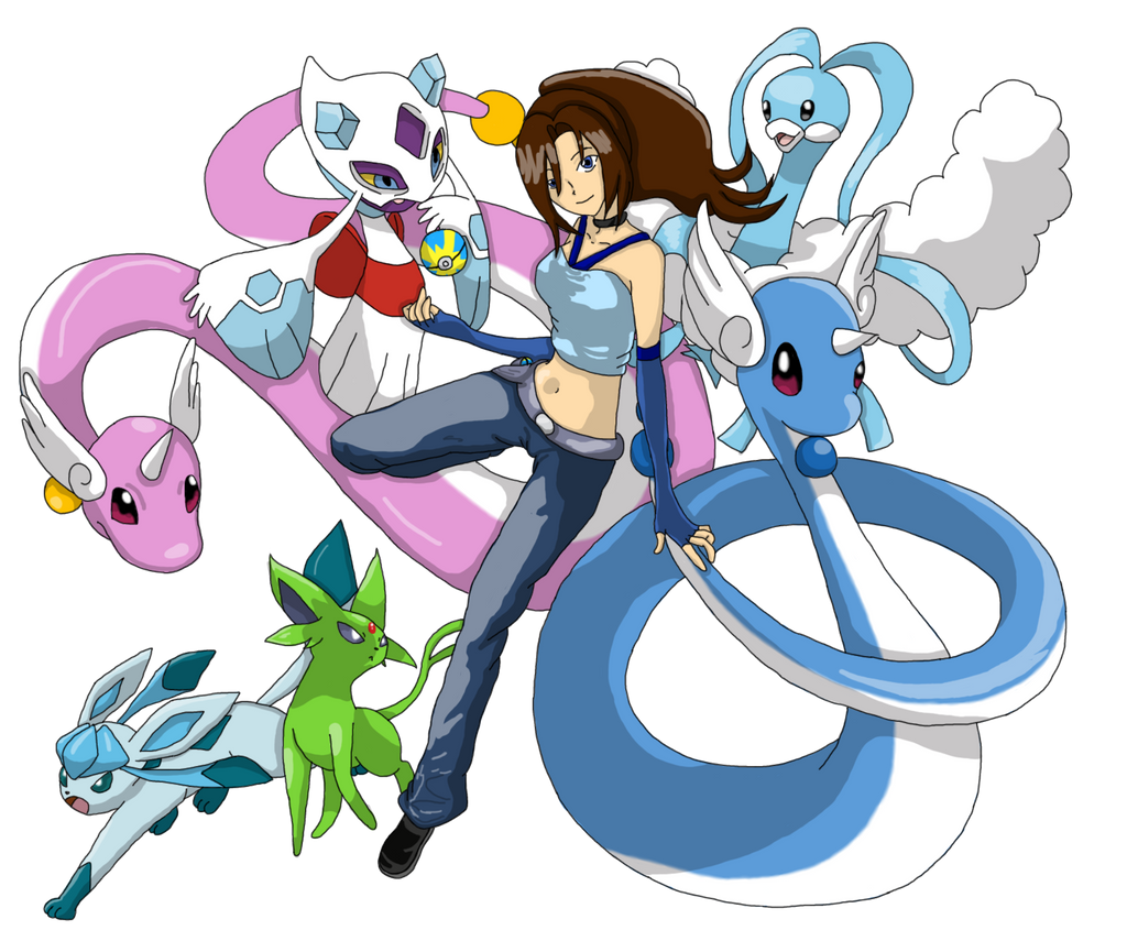 Kat ice dragon pokemon trainer by digifoxcat on deviantart kat ice dragon pokemon trainer by digifoxcat sciox Gallery