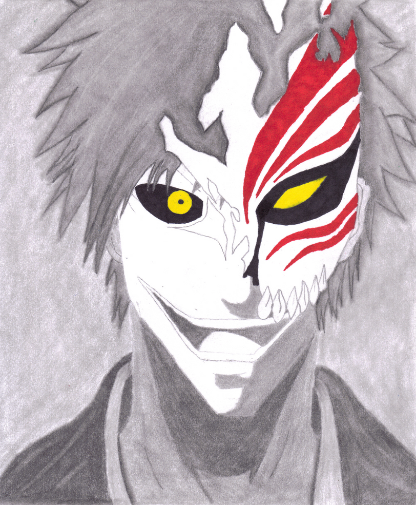 Hollow Ichigo 2 By Dragonlover11 On DeviantArt