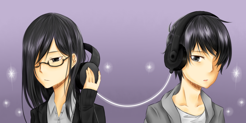 Headphones - Matching icon by Kamikoroshu