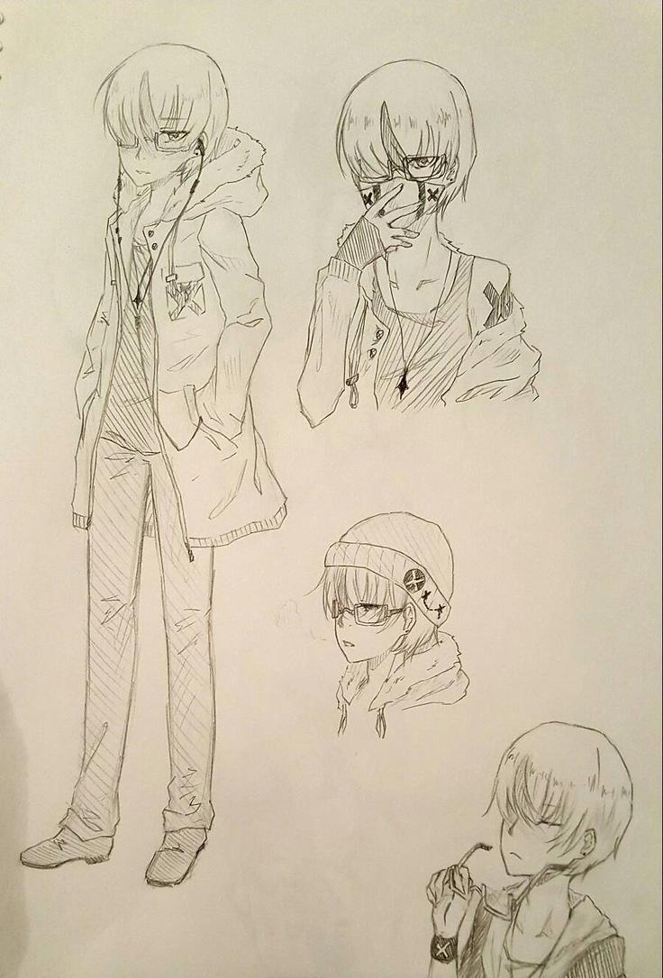OC by Kamikoroshu