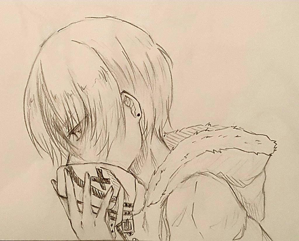 Mask boy by Kamikoroshu
