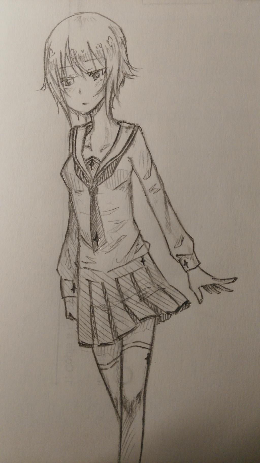 Sailor Uniform by Kamikoroshu
