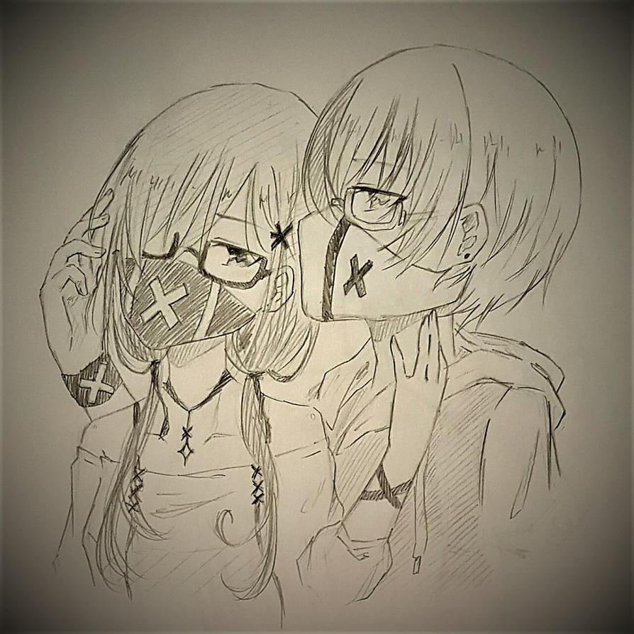 Masks by Kamikoroshu