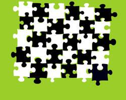 puzzle by orangebananas