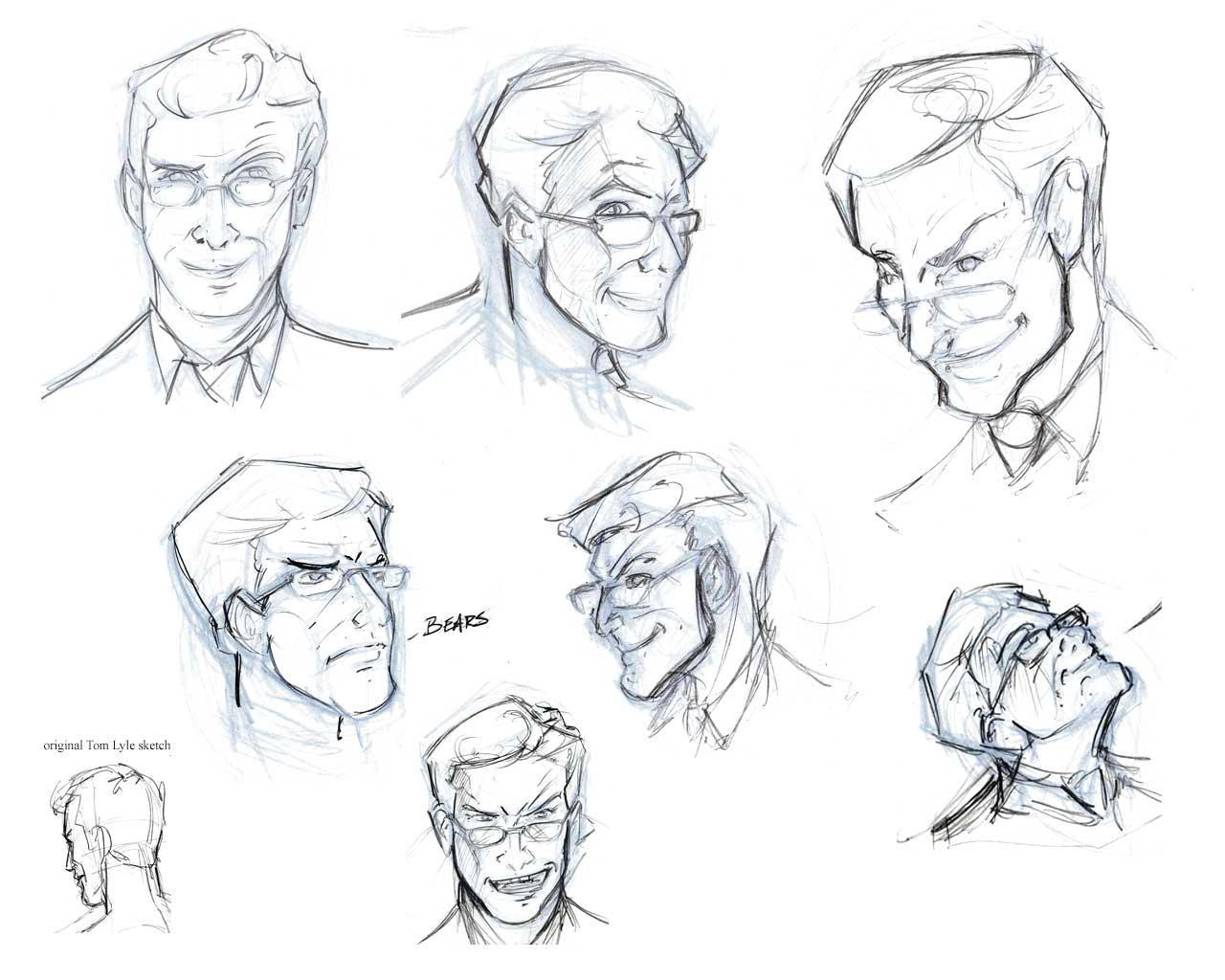 Stephen Colbert sketchness by artobot